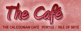 Caledonian Cafe Portree